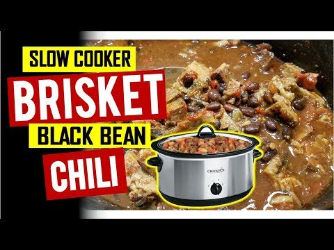 New post (Black Bean Brisket Chili Recipe Slow Cooker) has been published on Foodixo - https://t.co/BchxwOpai8 https://t.co/28m1oRdivq