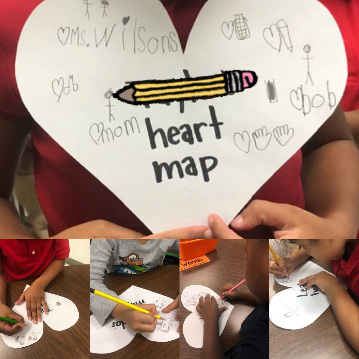 kindergartenwriters hashtag on Twitter