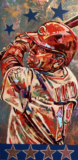 Happy Birthday Cincinnati Reds Joey Votto!