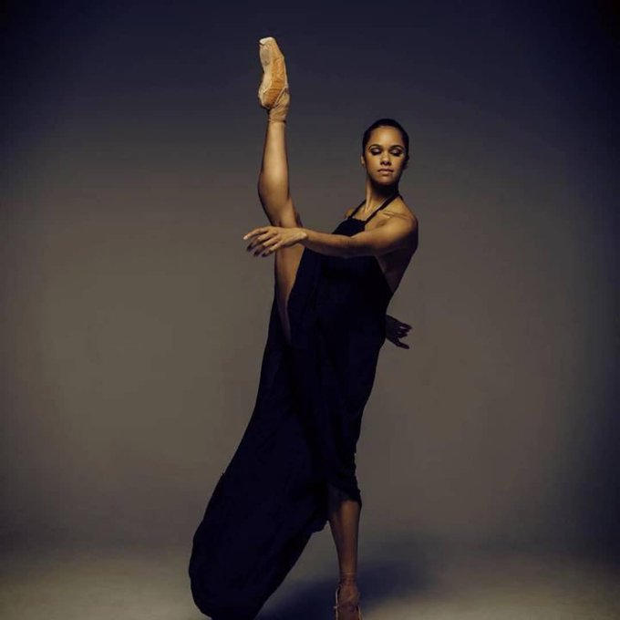 Misty Copeland ( Happy Birthday Queen