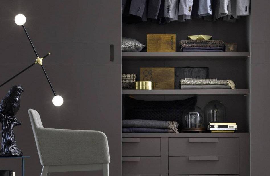 Der Designer Kleiderschrank Class Hat Eine Mittlere Zierleiste, Die In  Einer Kontrastfarbe Gewählt Werden. Https://buff.ly/2O5X4Qq Bitte Retweeten.