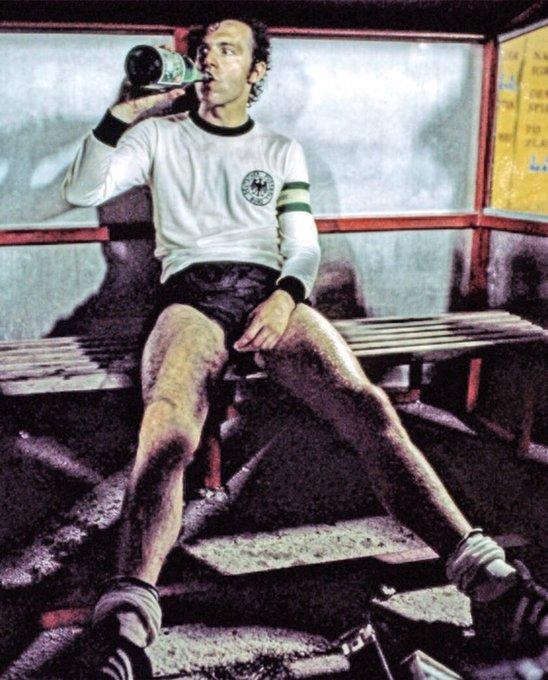 Happy 73rd birthday, Der Kaiser, Franz Beckenbauer!