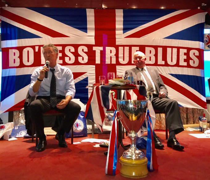 Happy Birthday to  legend John Greig from all at BTB