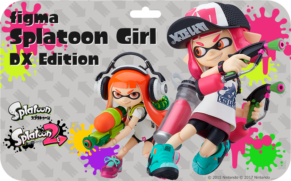 gsc kevin on twitter check out the figma 400 splatoon girl dx
