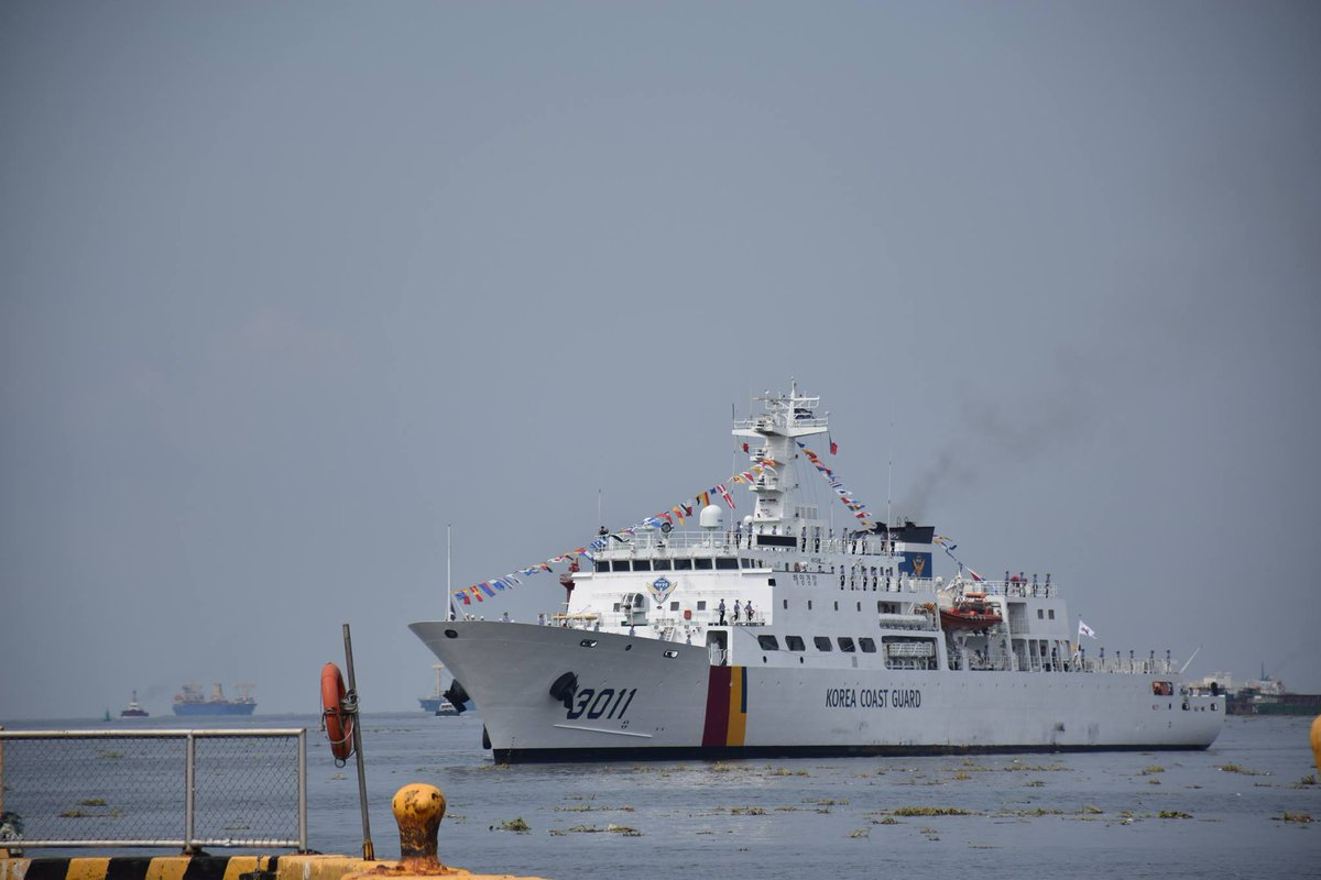 Philippine coast guard Training Manual