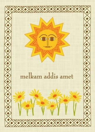 Resultado de imagen de Melkam addis amet