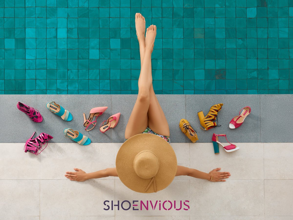 Summer holiday season is drawing to a close! As we welcome the cooler weather, we're all thinking of the perfect summer to fall transition outfits – or shall we say footwear? Design your shoe at https://t.co/Y97j5WiKcW https://t.co/L8HvL0axQY