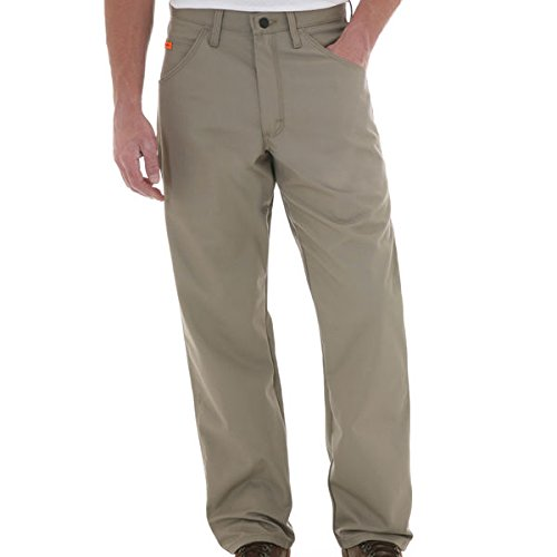 NWT Wrangler Riggs Workwear Ranger Relaxed RipStop Rip-Stop 3W060BR Work Pants