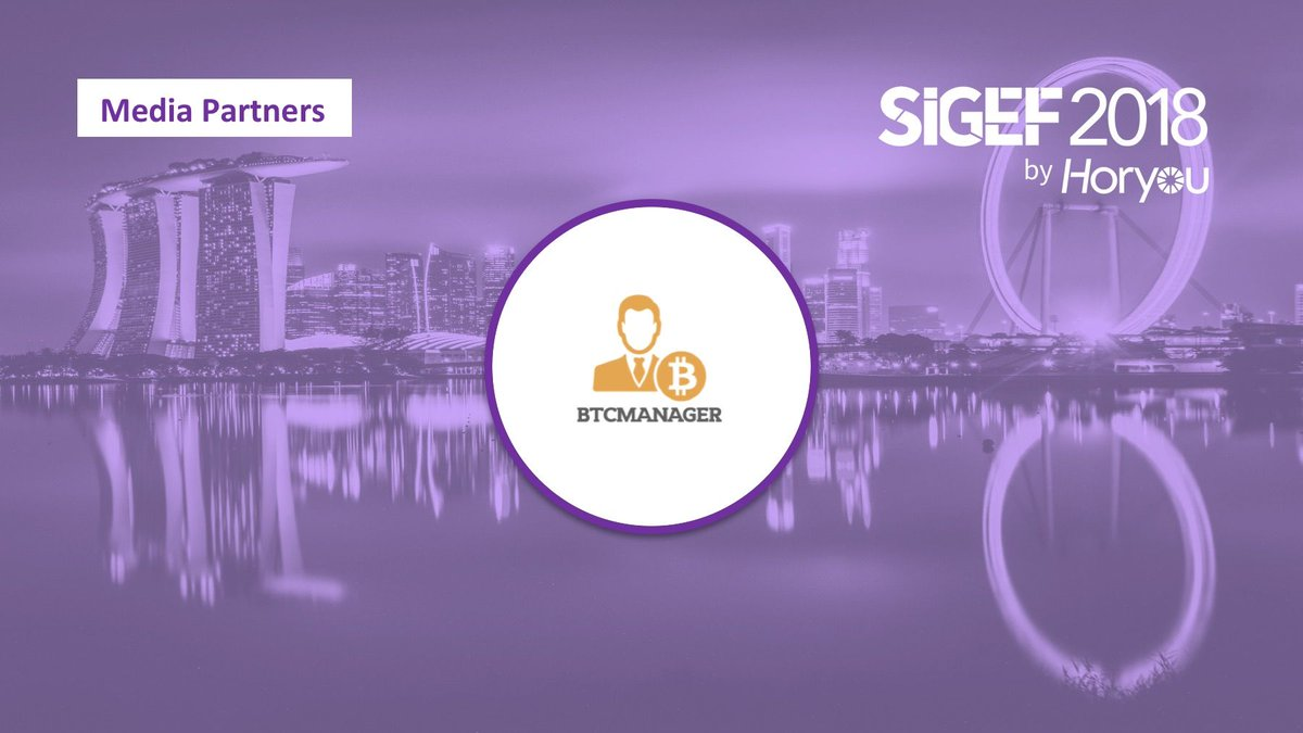 Join #SIGEF2018 and meet our Media Partners, who share our vision and support social inclusion! #socimp #innovation #ethics #inclusion #impact #sustainability #ASEAN #Asia #Singapore #SuntecSG #blockchainpic.twitter.com/jyEfkgsp81