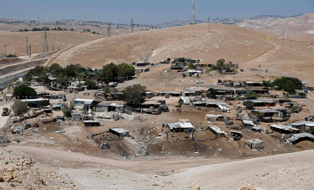 #Palestinians File War Crimes Claim against #Israel over Razing of West Bank Village https://t.co/85Aa2WYCOW