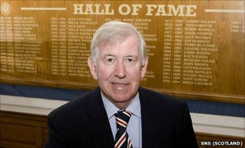 Happy birthday to Rangers legend John Greig MBE