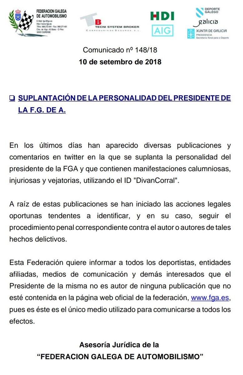 Campeonatos Regionales 2018: Información y novedades - Página 27 Dmz8YVHXgAMIVA8