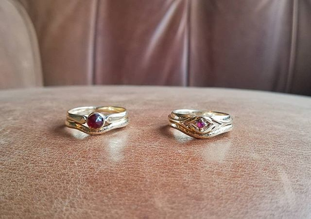 Stacey Bentley On Twitter Two Textured Wedding Bands Now With Our