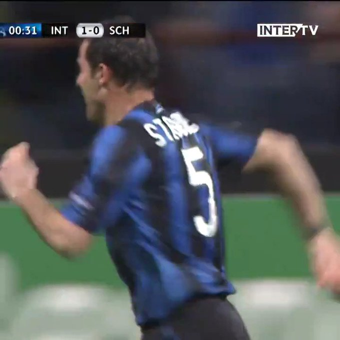 Happy Birthday, Dejan Stankovic.  The scorer of THAT goal against Manuel Neuer.