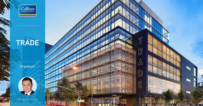 Objekt der Woche: Frankfurt<br><br>Die Zukunft ist flexibel: das Trade in #Frankfurt-Bockenheim bietetinsgesamt 27.841 m² flexibel aufteilbare, modernste #Bürofläche. Alle Informationen zum Objekt gibt&rsquo;s hier:  t.co/ar98h4dVb4
