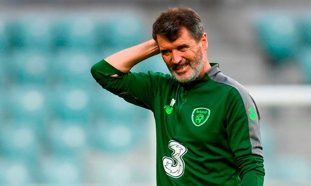 Independent Sport's photo on Roy Keane