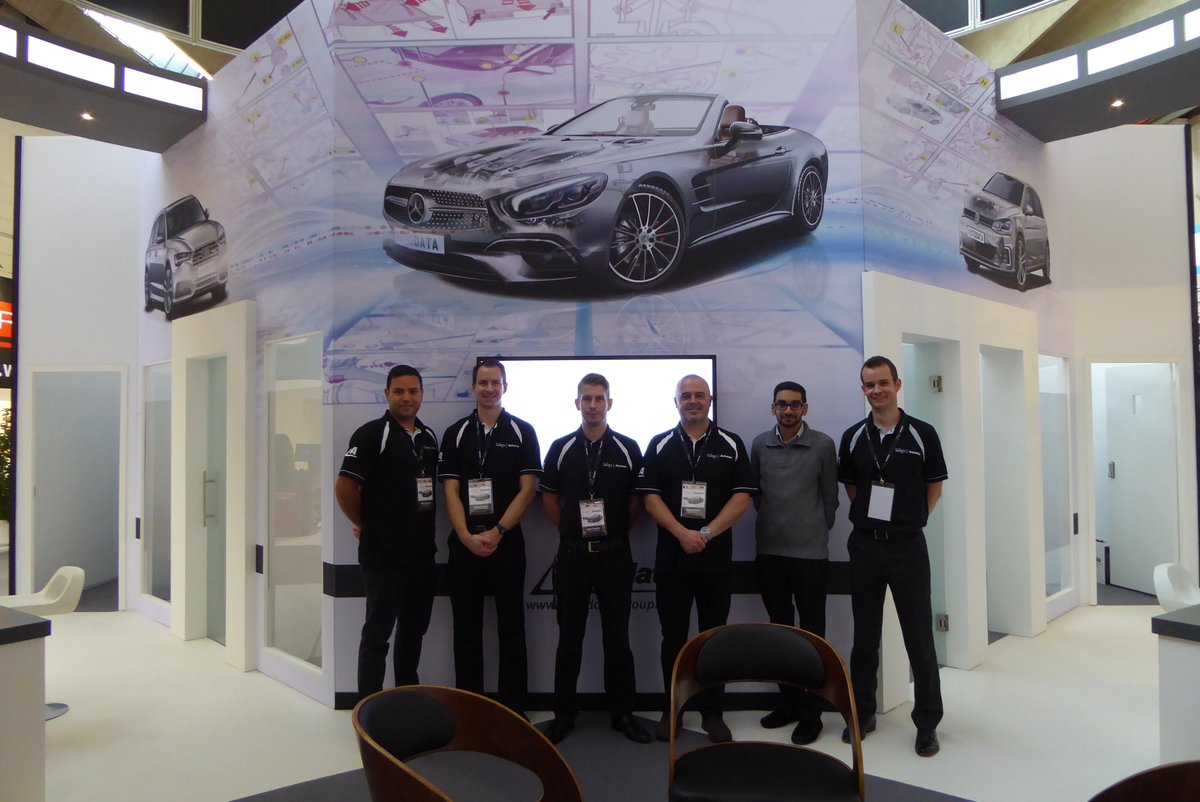 The Autodata team would like to welcome you to Automechanika Frankfurt 2018. Visit us in Hall 8 Stand M95. https://t.co/20FEK3nrCr