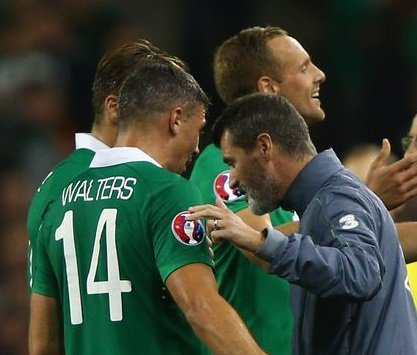 Keith Wales's photo on Roy Keane
