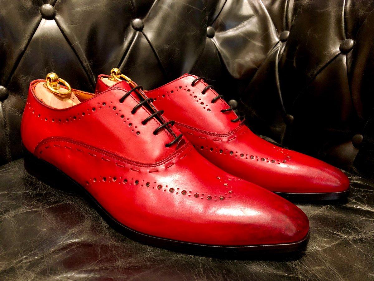 Kinderschoenen Den Bosch.Reinhard Frans On Twitter Naples Red Patina Customized Red Red