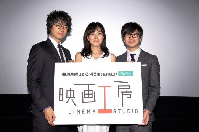 映画工房「ブレンダンとケルズの秘密」板谷由夏さん