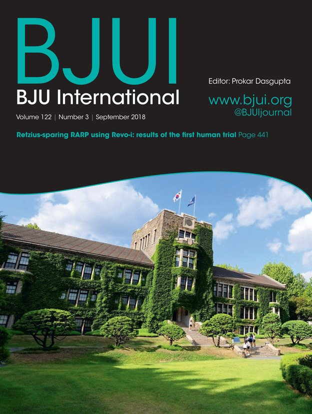 BJU International on Twitter: