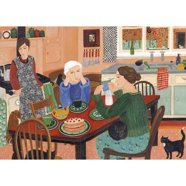 Greenpebble on jumpic anticipation by dee nickerson i think this says it all with cake m4hsunfo