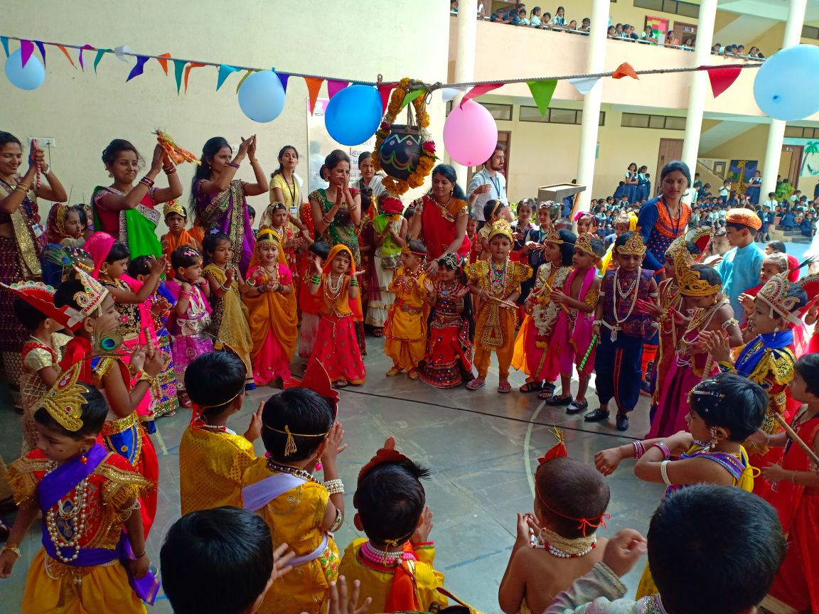 Mount Litera On Twitter The Tiny Tots Of Pre Primary Section