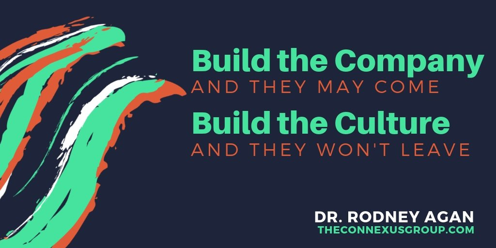 RE: How's your culture? - https://mailchi.mp/theconnexusgroup/hit-your-limits-3262797…