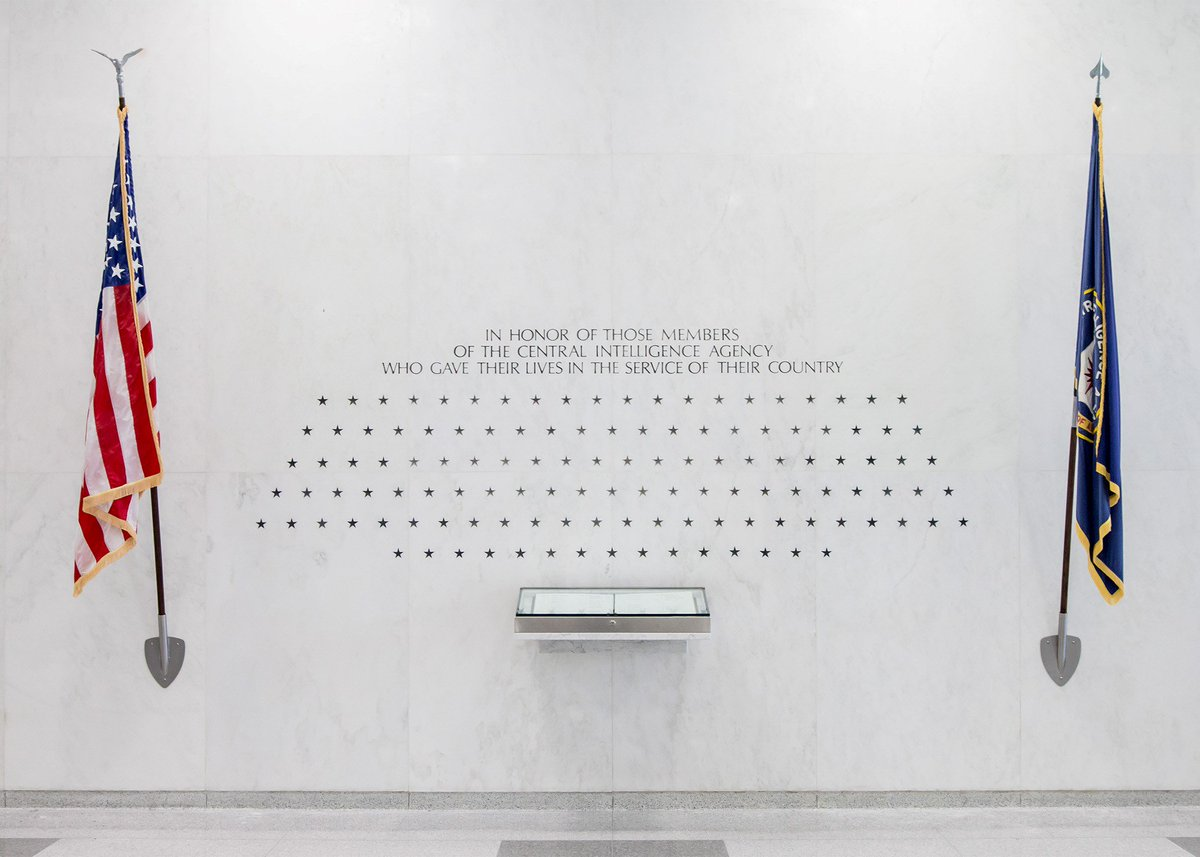 @CIA officers relentlessly fight terrorism, drawing purpose from the nearly 3,000 killed 17 years ago today. Many sacrificed their lives to protect us. We are proud to help support CIA families and honor the memory of those lost. #Sept11 #NeverForget911 ciamemorialfoundation.org
