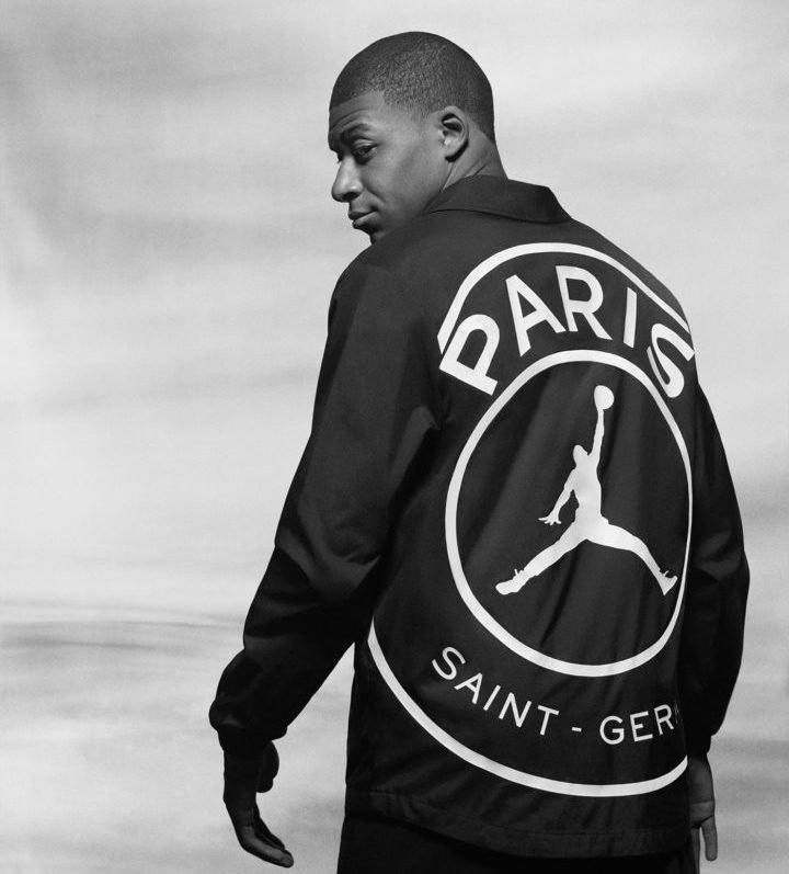"""'It's an exceptional opportunity to present Jordan in Europe and the whole world.""""  More from Kylian Mbappé on the PSG x @Jumpman23 collab: https://t.co/0cF4JiuMUL"""