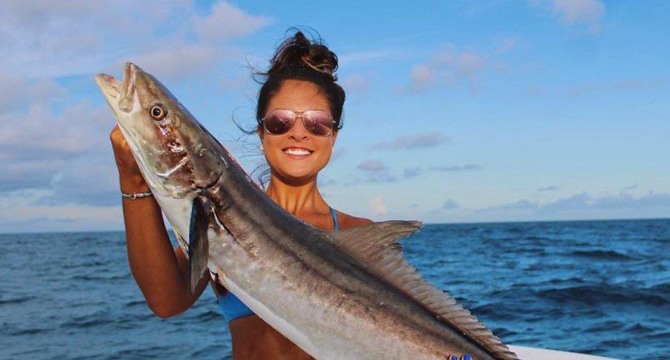 Meet Kylie Muir – Instagram Fisherman