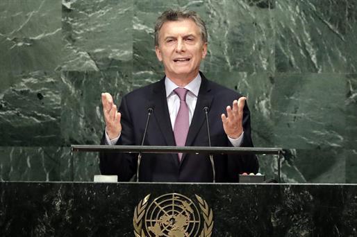 Mauricio Macri:'Quiero felicitar a todos los argentinos que, contra viento y marea, fueron a trabajar hoy https://t.co/OkkrVycP3z