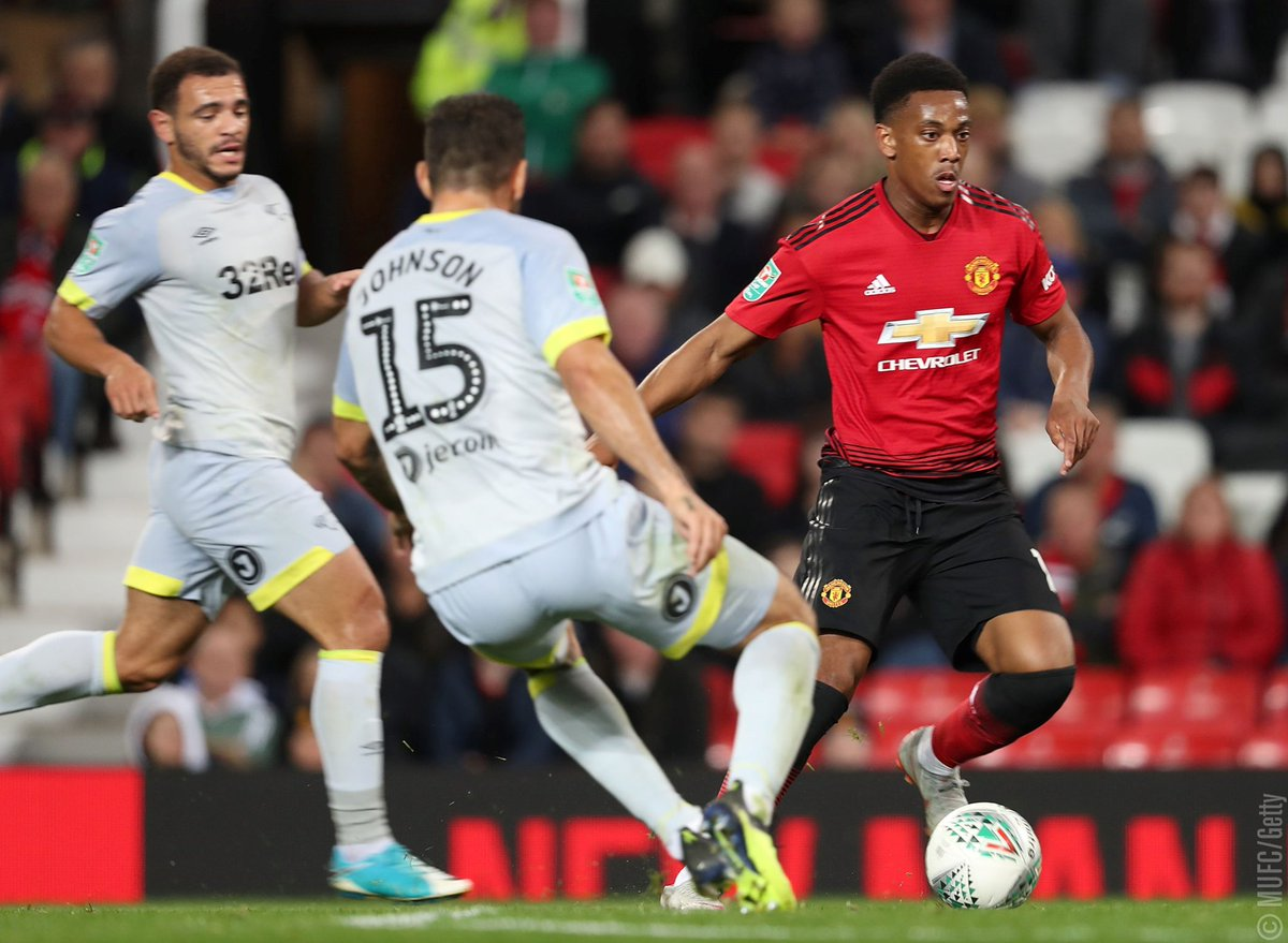 Video: Manchester United vs Derby County
