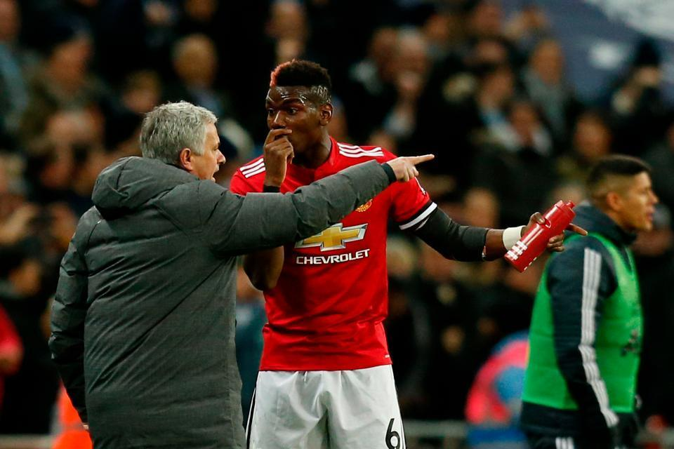 Paul Pogba set for Man United exit amid Jose Mourinho row - and Barcelona eye January swoop | @ncustisTheSun https://t.co/fOwSRV5xRQ