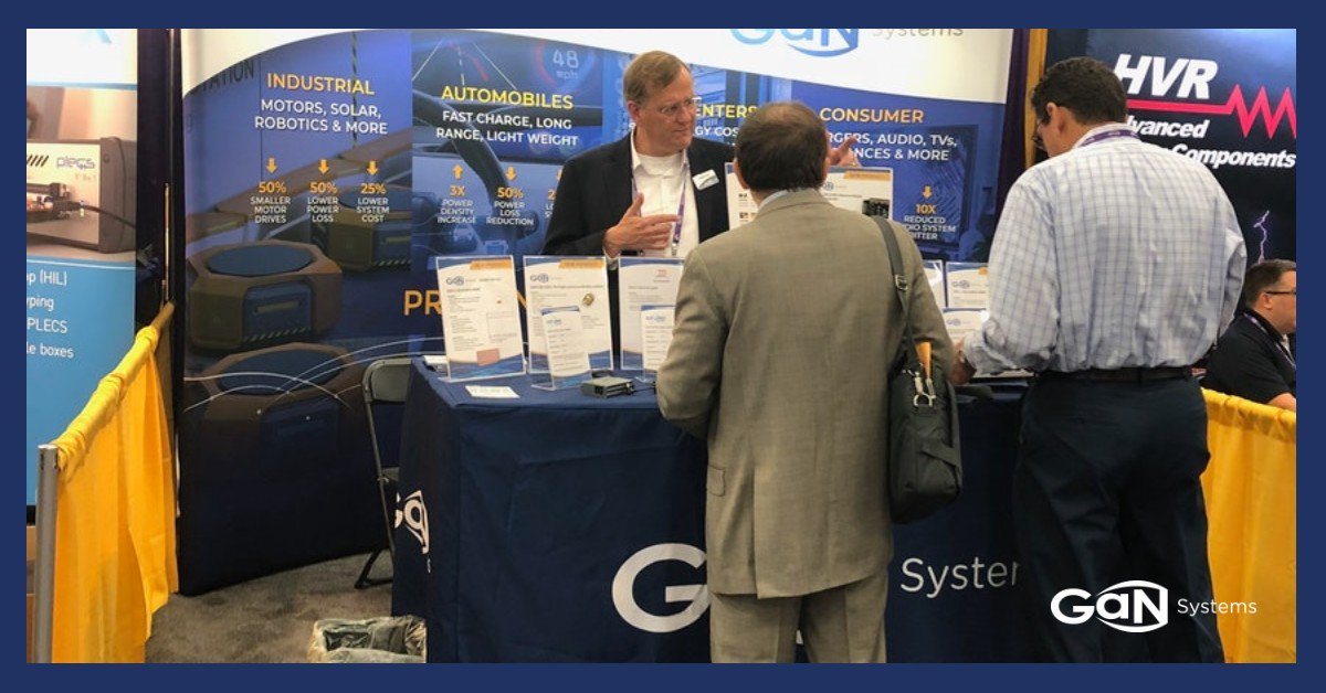 GaNSystems photo