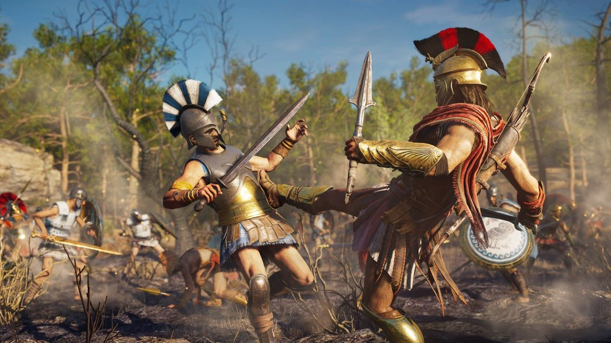 Assassin's Creed Odyssey's Launch Trailer Narrates The World Ahead Of You - https://t.co/Y1mNCC8yVJ