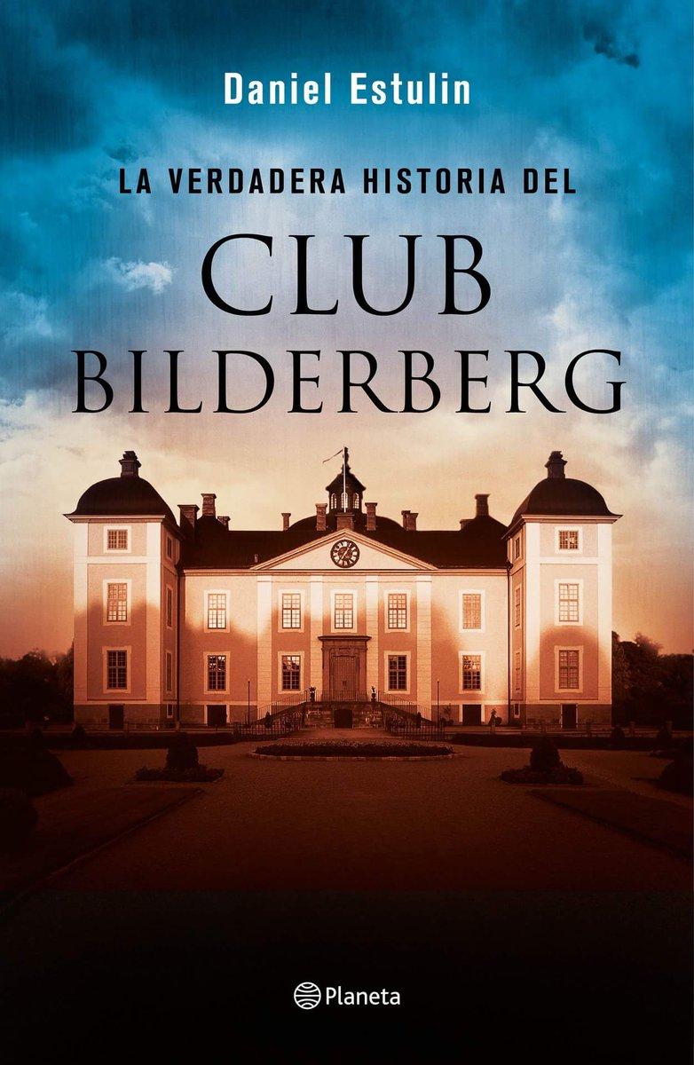"""Con """"La Verdadera Historia del Club Bilderberg"""", @EstulinDaniel ha conseguido lo que nadie ha podido lograr: descubrir lo que deciden los miembros de un club élite que maneja el mundo detrás de la escena y sacar a la luz revelaciones inéditas y sorprendentes. #DanielEstulinEnLima"""