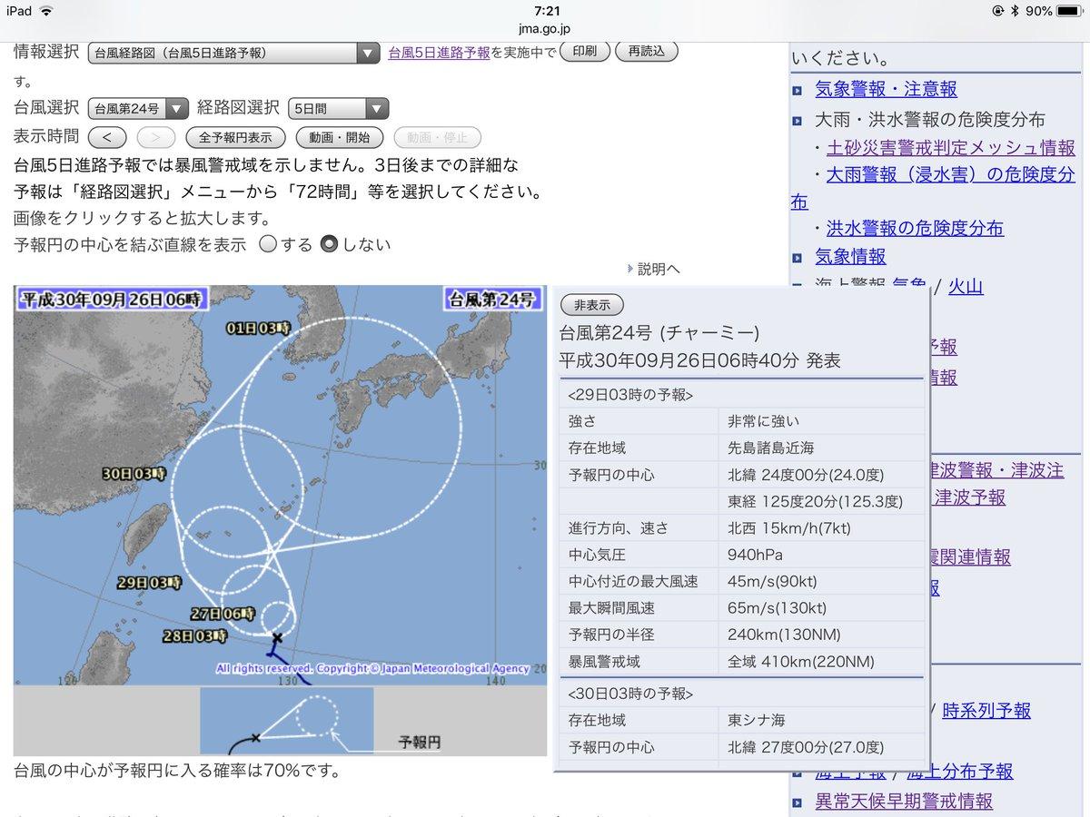 米軍 天気予報 日本