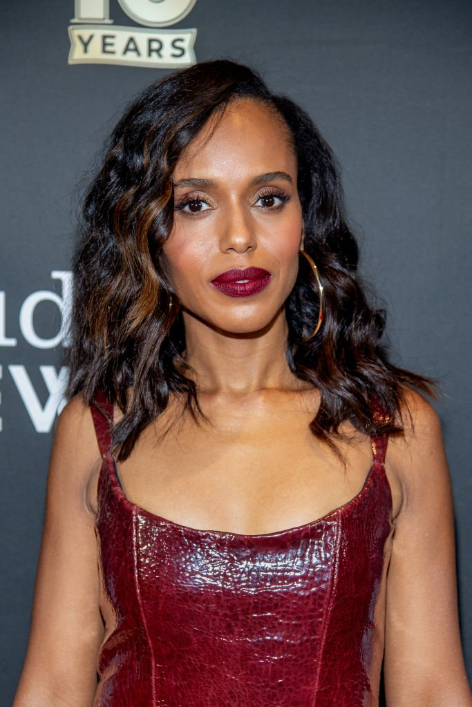 Kerry Washington red carpet M.O. was to go matchy for the  Broadway Loyalty Program Audience Rewards 10th Anniversary Celebration  https://t.co/uxHnrSBX7z