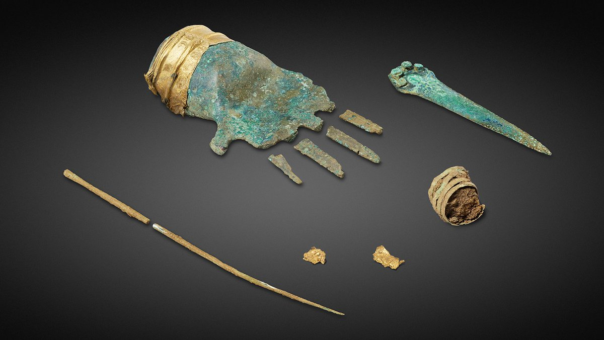 Ancient bronze hand found in Switzerland mystifies archeologists—and sparks criminal investigation https://t.co/lgjPNtZ39w
