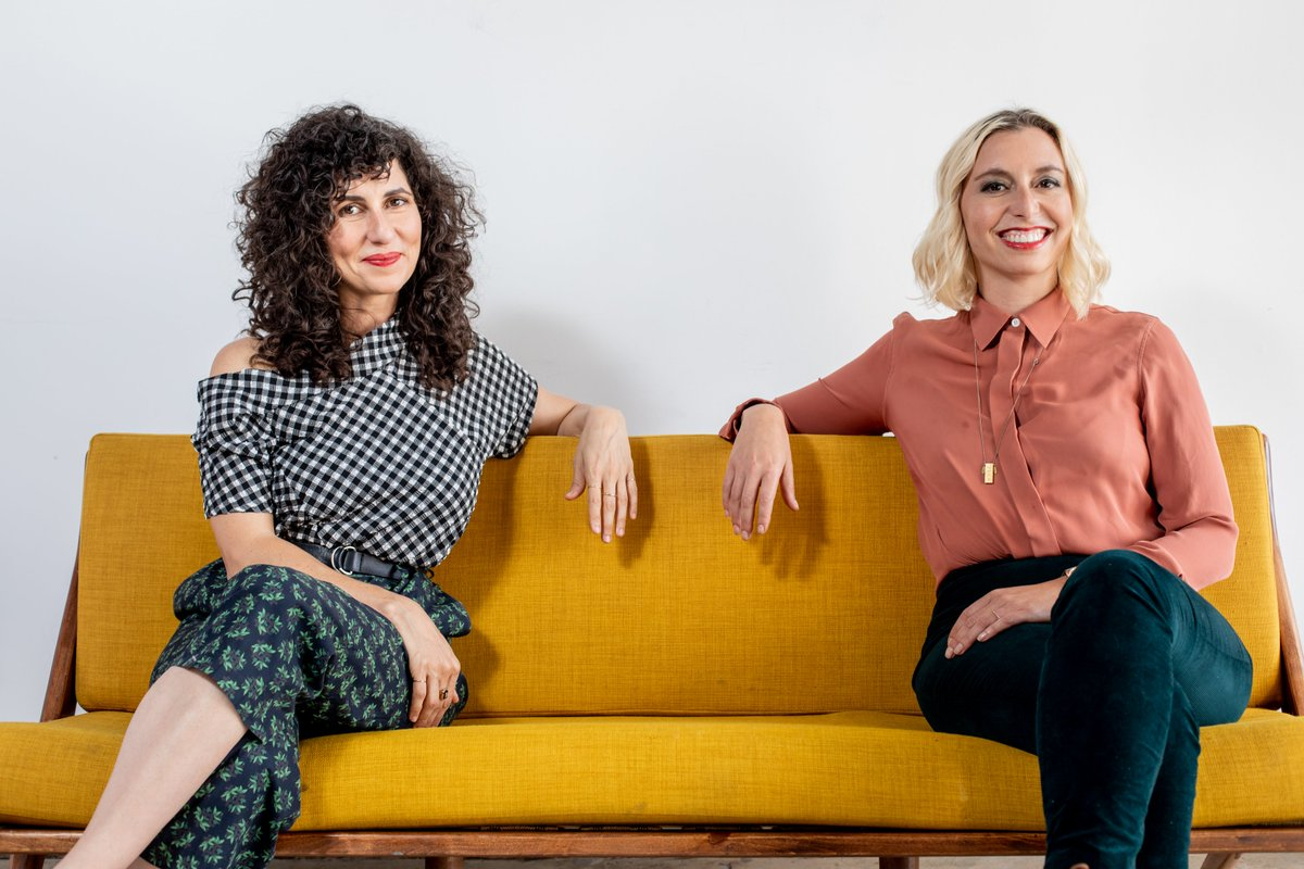 One CEO runs an award-winning bakery, and the other co-founded an ice cream brand with a national fanbase: Meet the hosts of Eater's new podcast 'Start to Sale' https://t.co/NINdiSqoCG