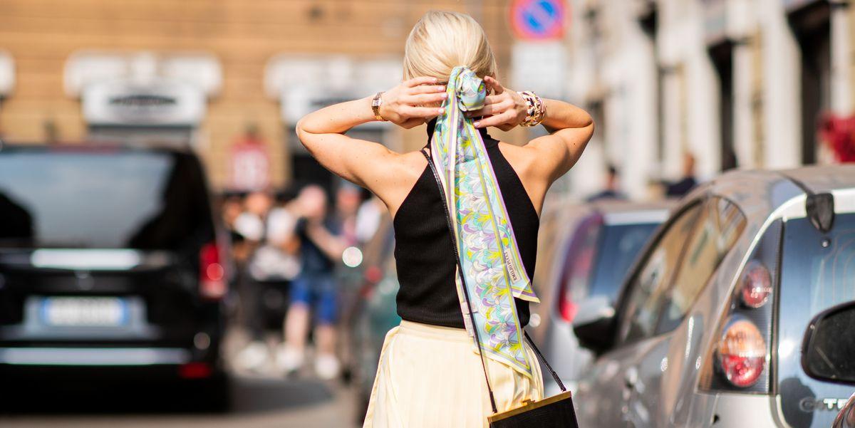 8 Ingenious Ways to Style a Silk Scarf https://t.co/6bd4HE7Bka