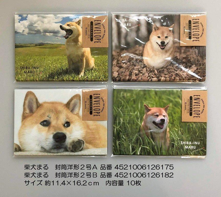 test ツイッターメディア - 本日9月26日(水)より順次発売開始★ 「 #柴犬まる 」コラボ商品をご紹介します!!  まずはこちら。 コンパクトなサイズの #ノート やちょっとした伝言にも便利な #メモ  デザインを合わせて使える #便箋 と #封筒 可愛いまるちゃんがたくさん★  #キャンドゥ #100均 #犬 #柴犬 #文房具 #レター https://t.co/NVFlt2kRpr