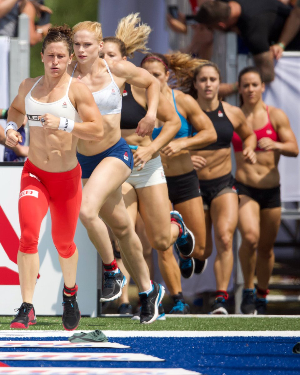 The Crossfit Games On Twitter The Crossfitgames Will Return Once