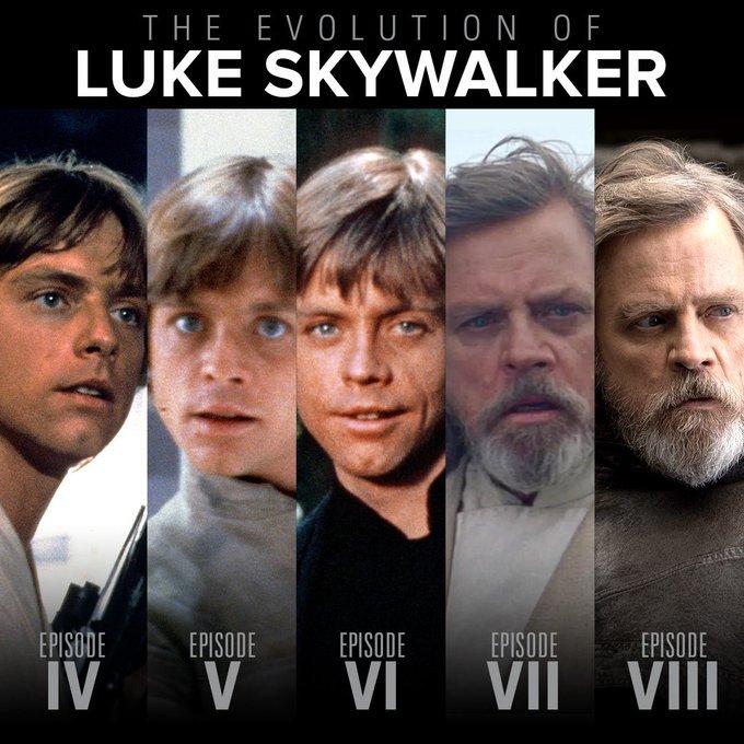Happy birthday to our favorite Jedi - Mark Hamill!