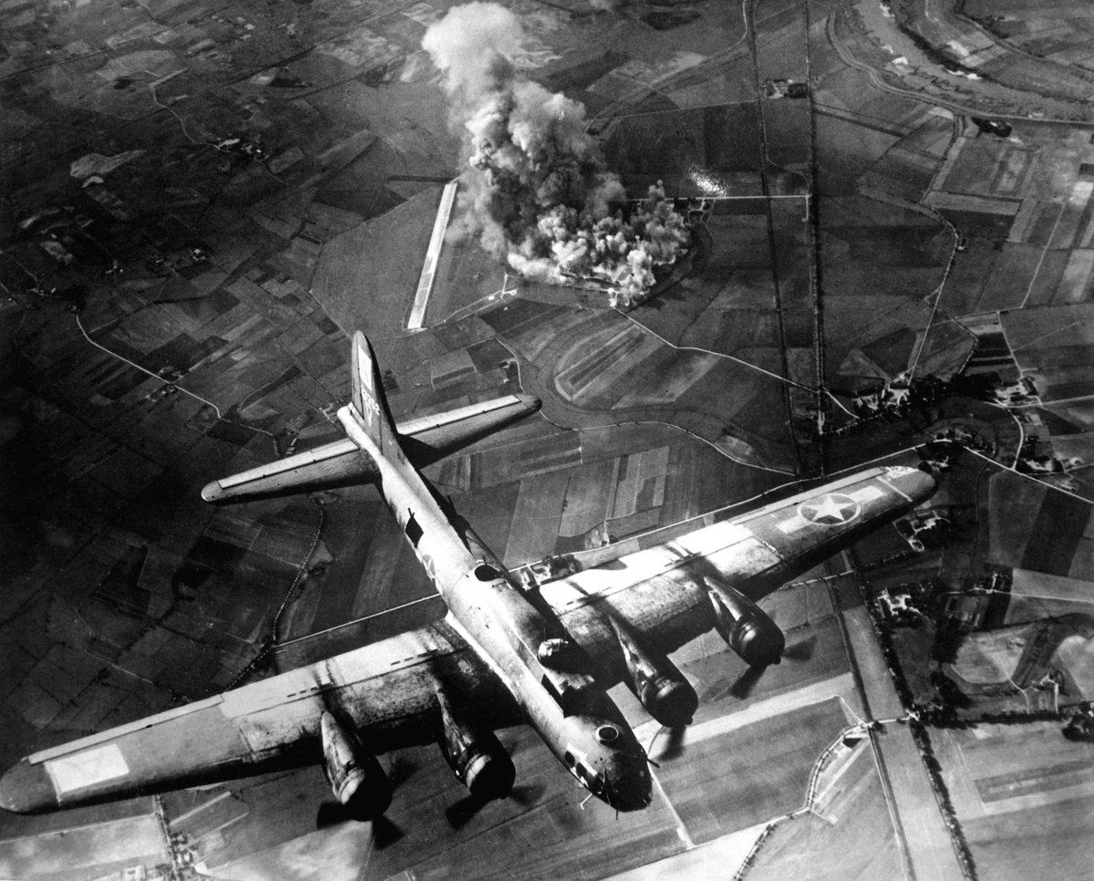 Shockwaves from WWII bombing raids reached the edge of space, scientists report https://t.co/1eoAsW4KTZ