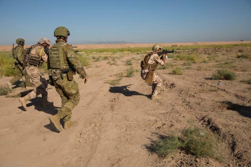جهود التحالف الدولي لتدريب وتاهيل وحدات الجيش العراقي .......متجدد - صفحة 4 Dn-k4upV4AAnmxU
