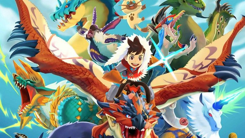 Monster Hunter Stories Now Out On Mobile Devices - https://t.co/WoU5eAAf6K
