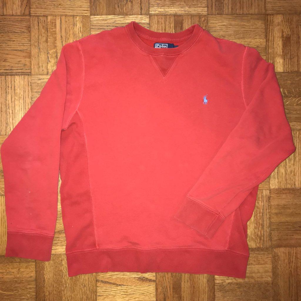 84842221de MONSTERTHRIFT Polo Ralph Lauren Sweatshirt