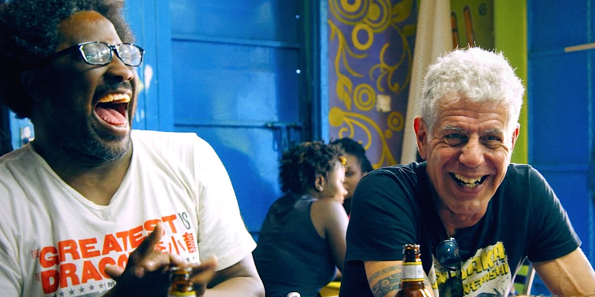 Anthony Bourdain's final full hour of television is just another episode. That's what makes it so special. https://t.co/Fn8XUnd36Q